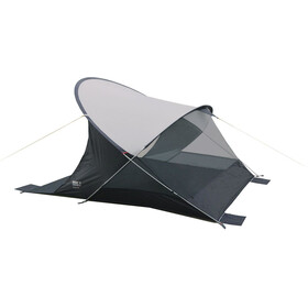 High Peak Aurinko 50 Beach Shelter Aluminium/Dark Grey